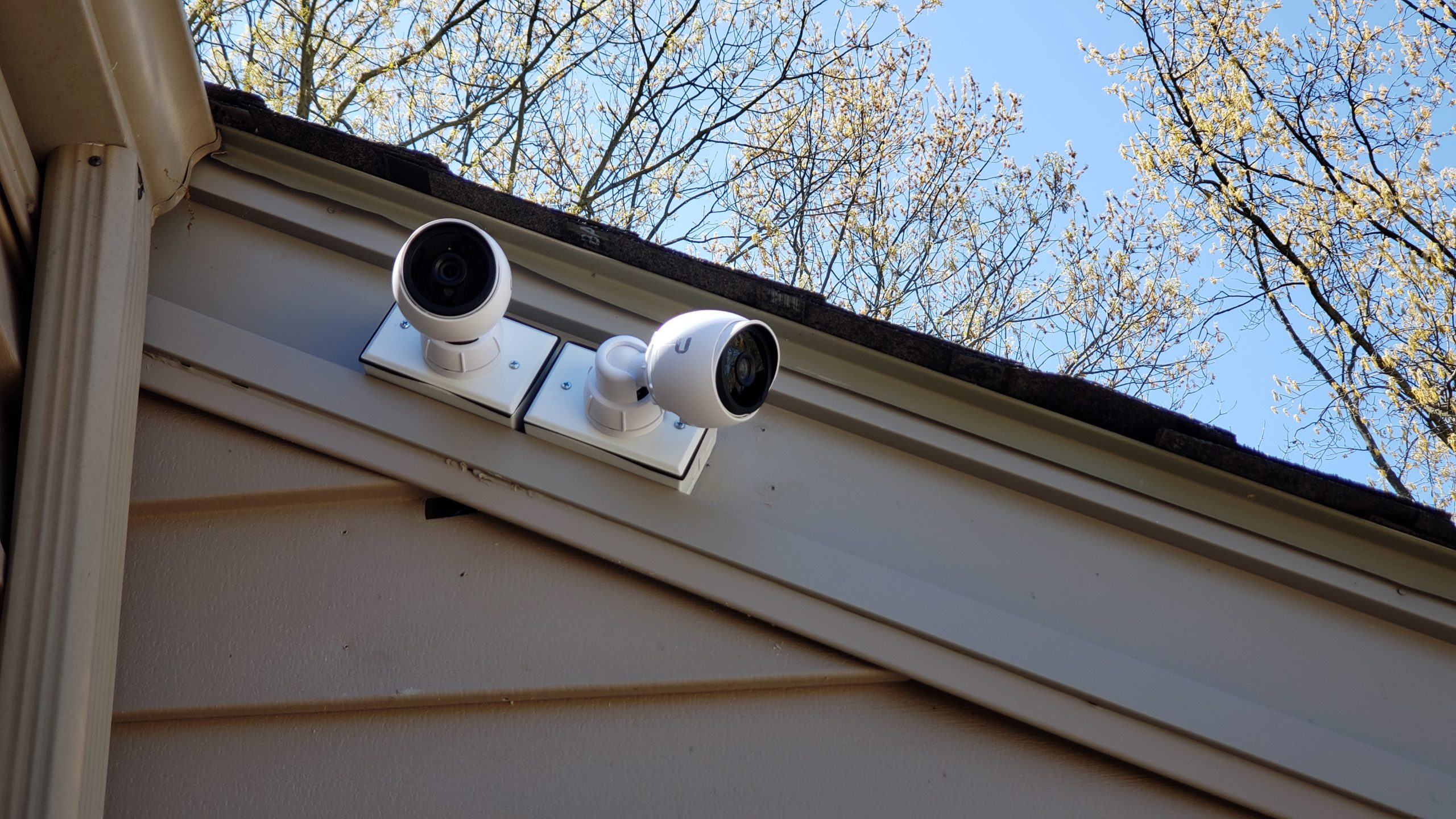 Smart Security Cameras